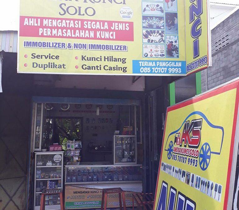 Ahli Kunci Solo 085707079993