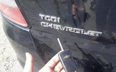 Chevrolet Spin LT  085707079993