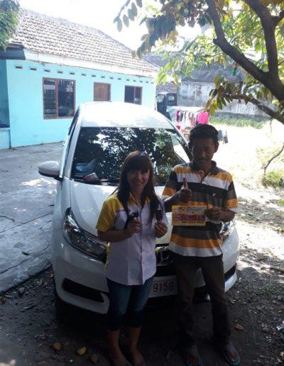 Testimoni Customer Aneka Kunci Solo - Honda Mobilio