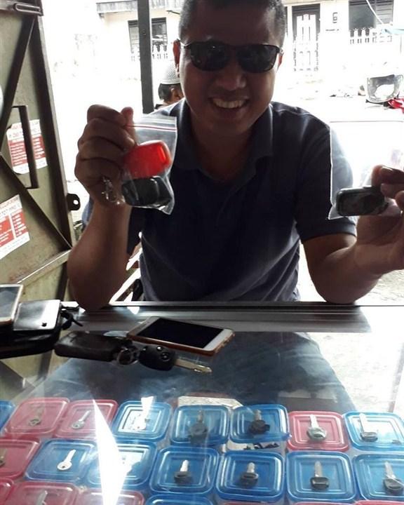 Tertimoni Bp. Supriyanto dari Persada Solo Rent Car