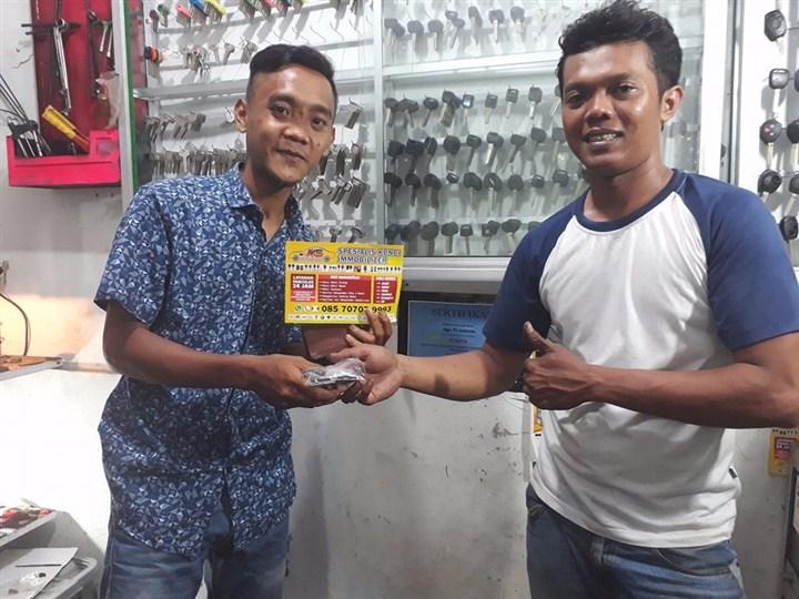 Testimoni Customer Aneka Kunci Solo - Honda Oddesey